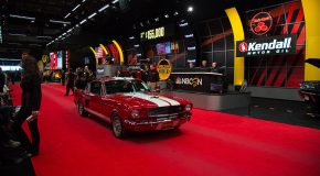 Kendall Motor Oil Named the Official Motor Oil of Mecum Auctions.