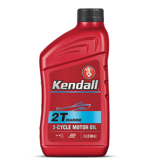 MARINE 2-CYCLE MOTOR OIL