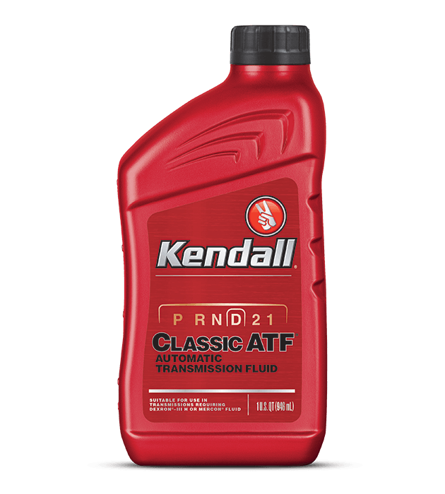 Classic Atf Kendall Motor Oil