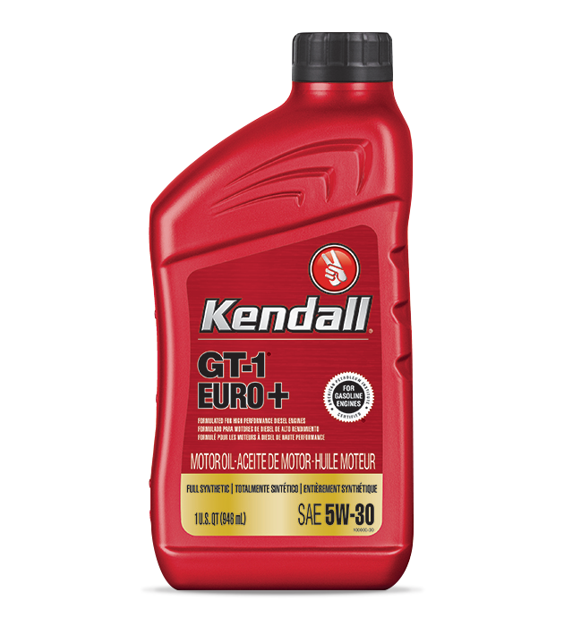 """<sup class=""""orderItems""""> </sup>GT-1®EURO+ MOTOR OIL"""
