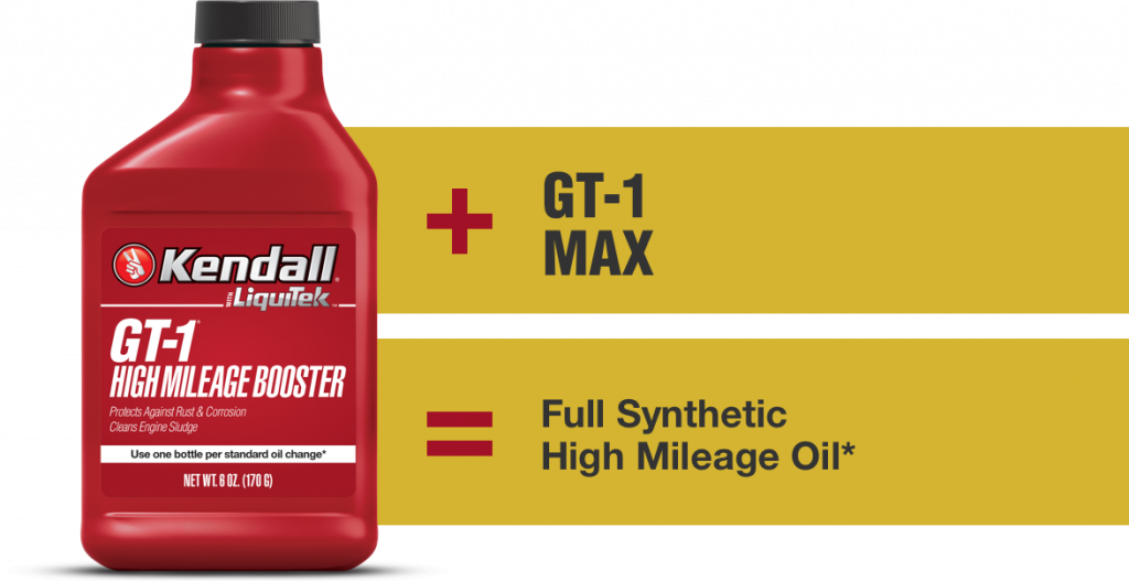 GT-1 MAX Full Synthetic High Mielage Oil