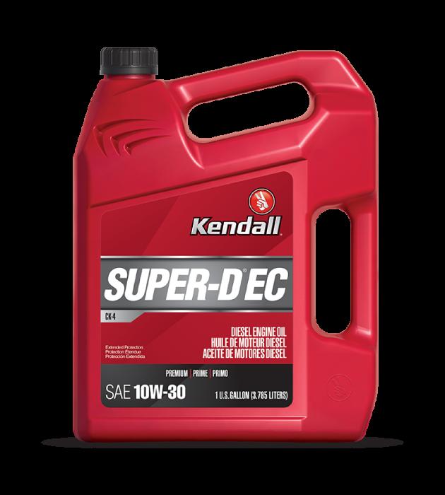 SUPER-D® EC DIESEL ENGINE OIL