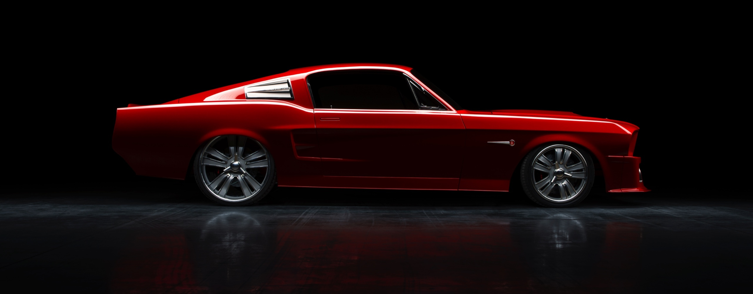 Kendall Motor Oil to debut 'The Kendall Custom' 1967 Mustang GT 500 Restomod