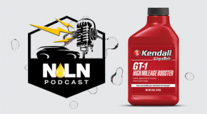 Kendall Featured on NOLN Podcast