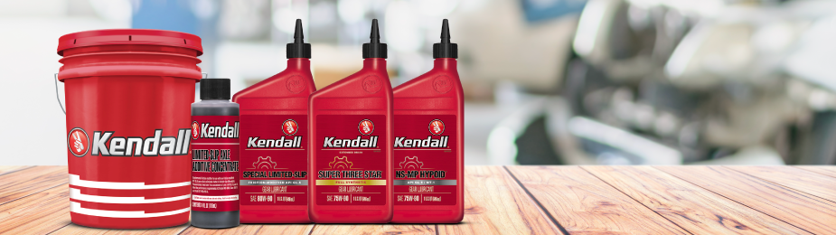 Kendall Super Three Star